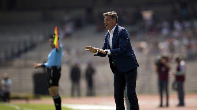 Michel González asegura que la derrota llegó en buen momento