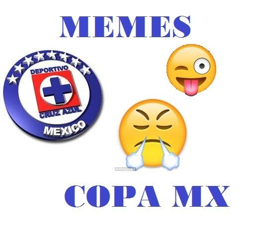 Memes de la derrota del Cruz Azul en la Copa MX – Clausura 2017
