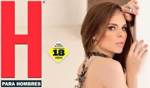 María José Magán Revista H Marzo 2016