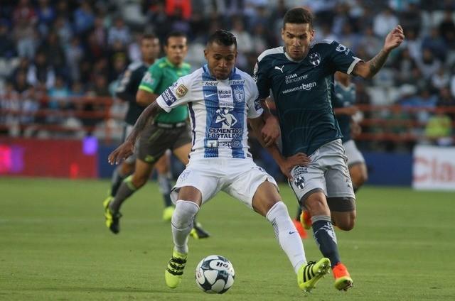 Pachuca 1-1 Monterrey en J7 de Apertura 2016