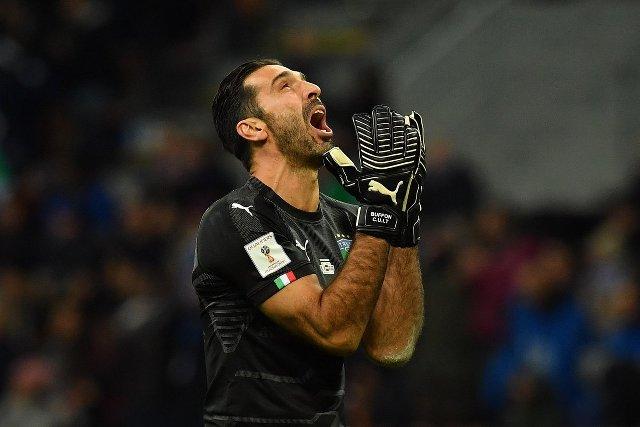 Italia eliminado, no va al Mundial de Rusia 2018
