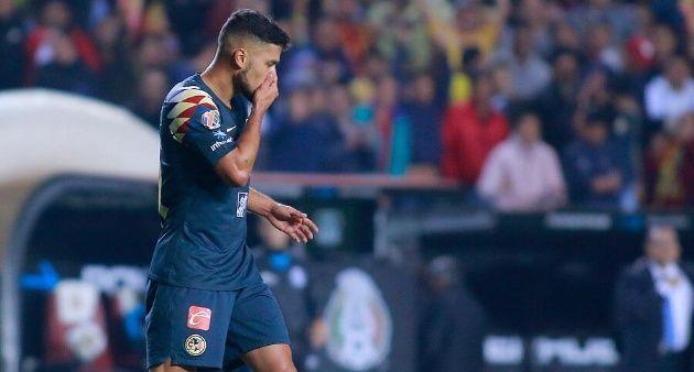 Bruno Valdez se fue del Estadio antes del partido