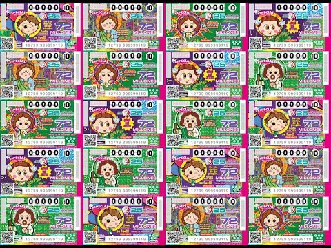 Ganadores Sorteo Especial No. 199 de la Lotería Nacional