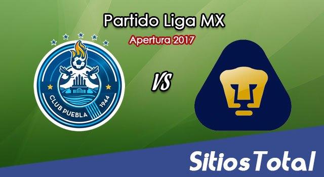 Ver Puebla vs Pumas en Vivo – Online, Por TV, Radio en Linea, MxM – Apertura 2017 Liga MX