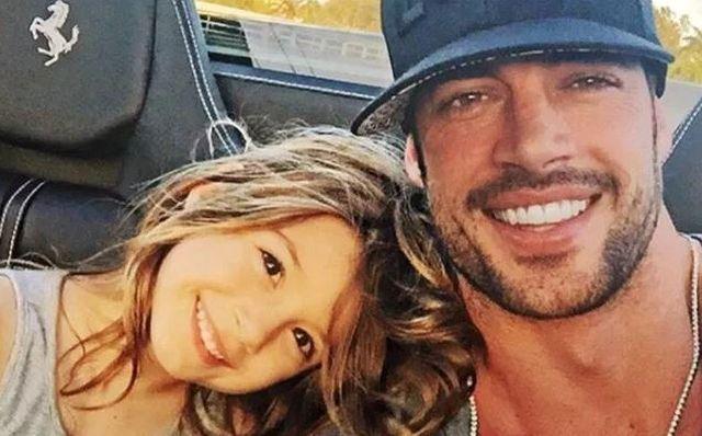 william levy y su hija