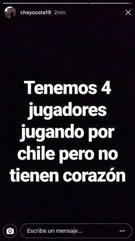 cota chilenos