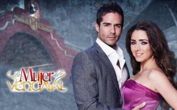 Promocionales de la telenovela 'La Mujer del Vendaval'