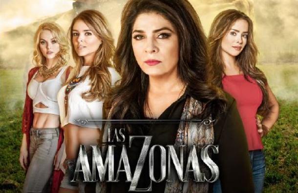 Rumbo a la Gran Final de la telenovela Las Amazonas en Vivo – Domingo 7 de Agosto del 2016