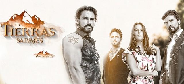 En Tierras Salvajes en Vivo – Ver telenovela Online, por Internet y Gratis!