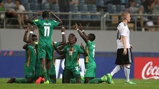 Zambia elimina a Alemania 4-3 en el Mundial Sub 20