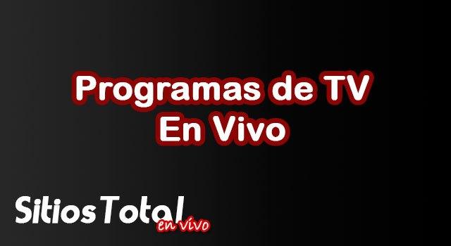 Programas de TV