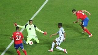 Inglaterra gana 2-1 a Costa Rica – Mundial Sub 20