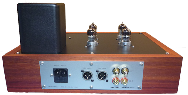 tube reel to reel tape head preamp - Tapeheads Tape, Audio