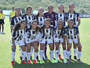 Resultado Monterrey vs  Necaxa J1- Liga MX Femenil