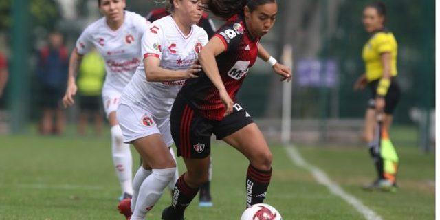 Resultado Atlas vs Xolos Tijuana – J6- Liga MX Femenil
