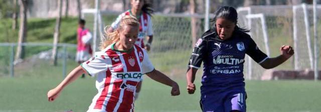 Resultado Necaxa vs Querétaro en J2 del Liga MX Femenil