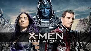 Tráiler final de X-Men: Apocalypse