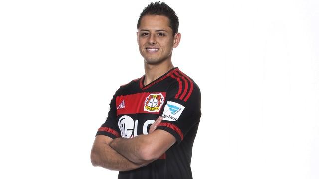 Así llegó Chicharito al Leverkusen