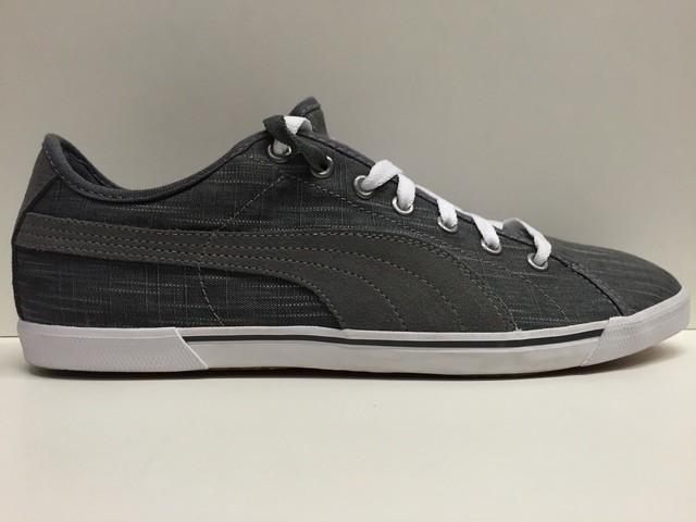 Sneakers Puma Benecio Scarpe Uomo Tela Drill 352729 Shoes Original UFnxqd