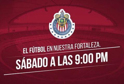 Fecha de los partidos de Chivas en el Apertura 2016