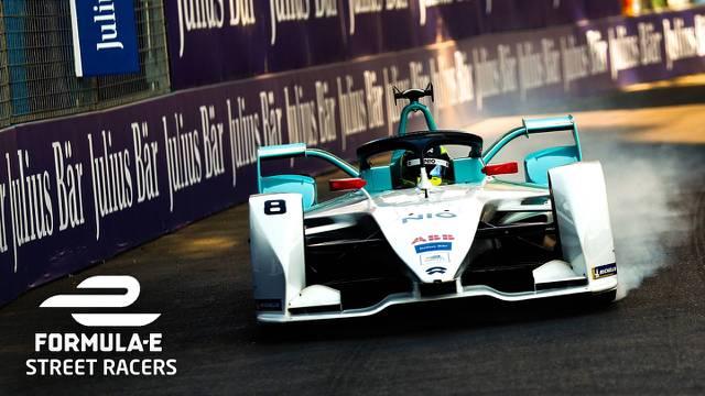 Fórmula E E-Street Racers en Vivo – Domingo 16 de Febrero del 2020