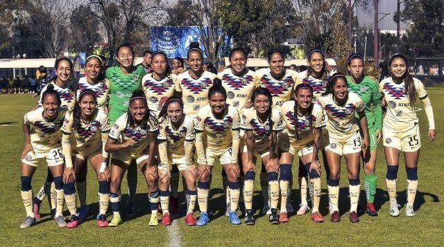 Resultado América vs Querétaro -J6- Liga MX Femenil