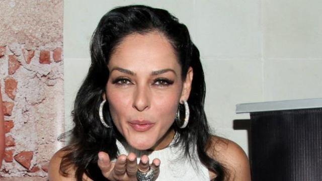 Andrea García tuvo  sobredosis de antidepresivos