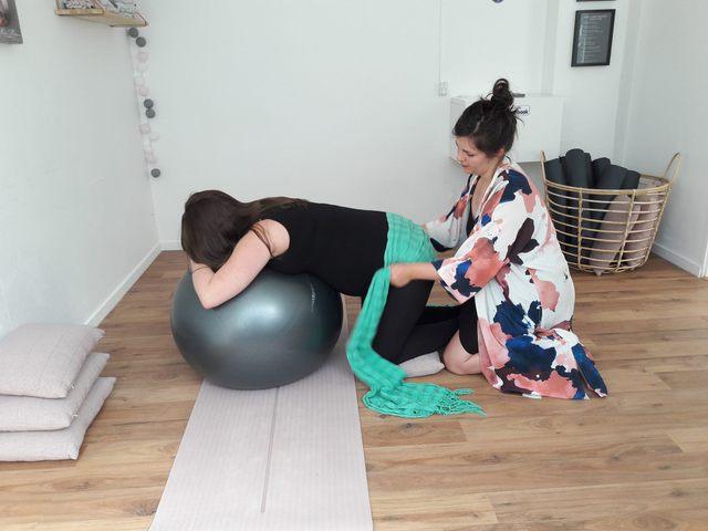 Rebozo, rebozo massage, gravid, rebozo som smertelindrende, rebozo som vestimulerende, rebozo til afspænding