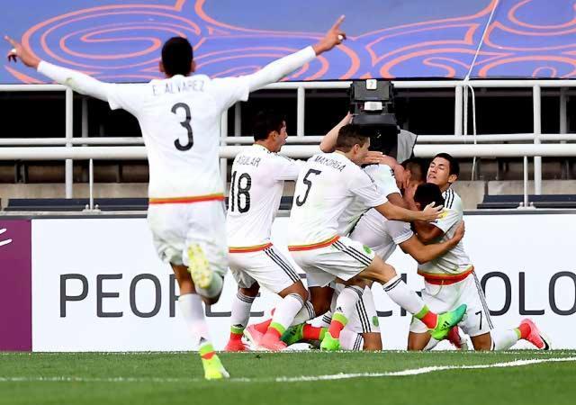 México derrota 1-0 a Senegal; pasa a Cuartos de Final en Mundial Sub-20