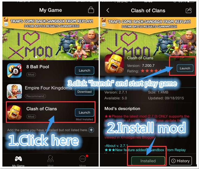 XModGames для Андроид игр, скачать XModGames на Андроид