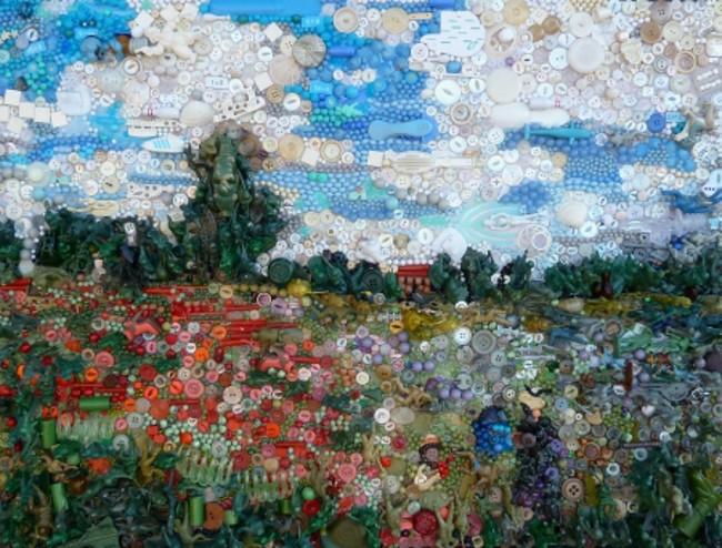 Les Coquelicots (Monet) / Janes Perkins
