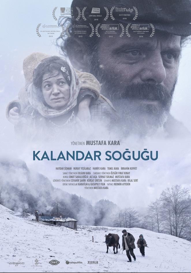 Το κρύο της Τραπεζούντας (Kalandar Sogugu) Poster