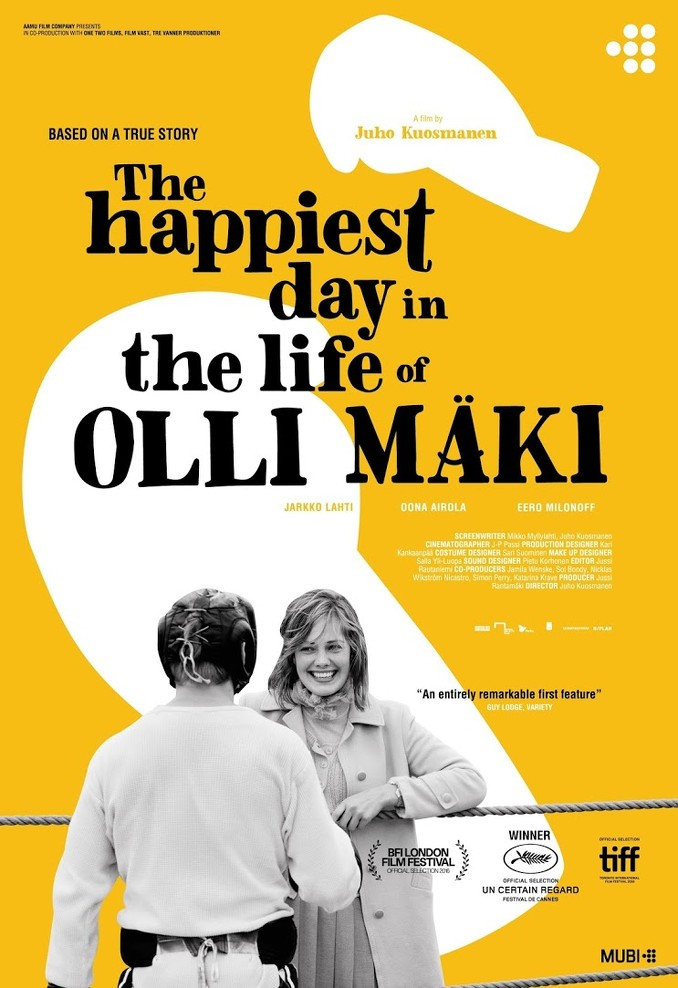 Η πιο ευτυχισμένη μέρα στη ζωή του Όλλι Μάκι (Hymyilevä mies) Poster
