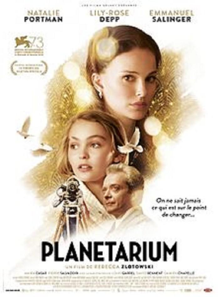Πλανητάριο (Planetarium) Poster