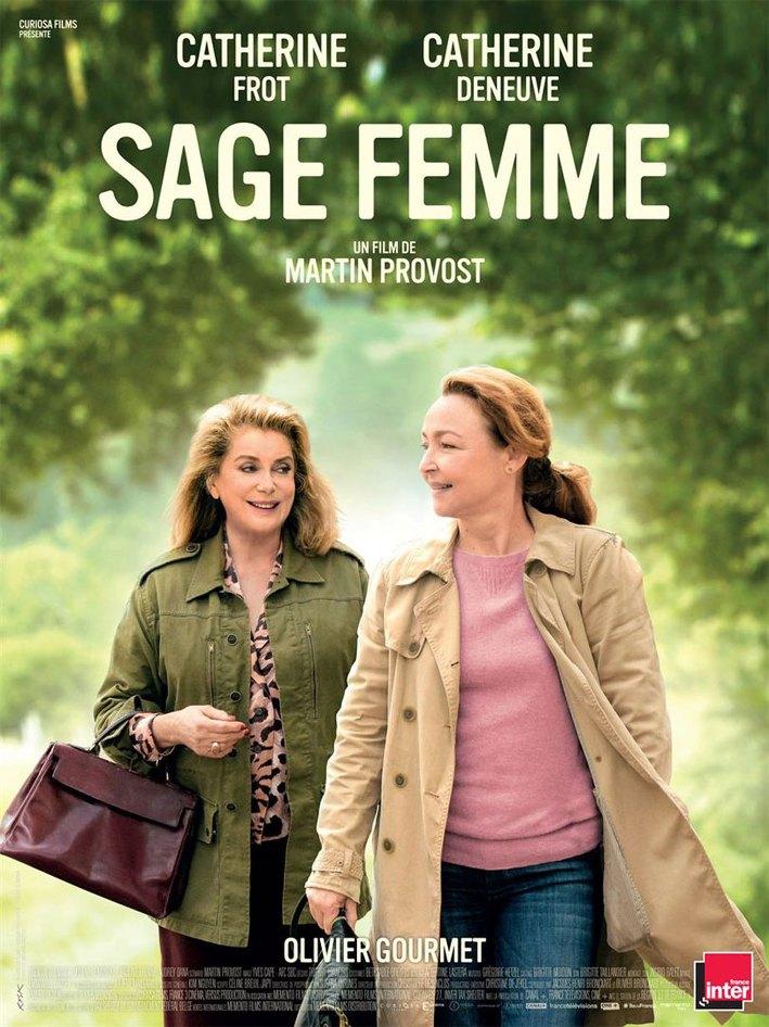 Μικρά βήματα (Sage femme) Poster