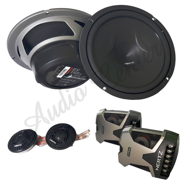 hertz esk 165 5 kit altoparlanti woofer 165mm tweeter. Black Bedroom Furniture Sets. Home Design Ideas