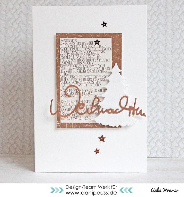 bits pieces noch zwei weihnachtskarten. Black Bedroom Furniture Sets. Home Design Ideas