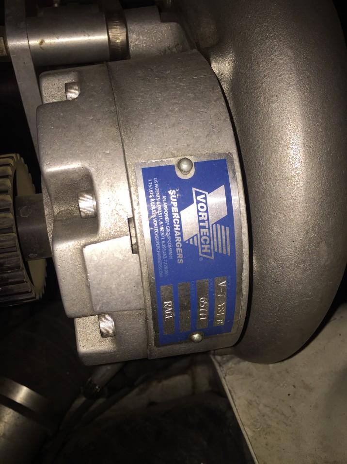 Vortech V7 ruined - Camaro5 Chevy Camaro Forum / Camaro ZL1