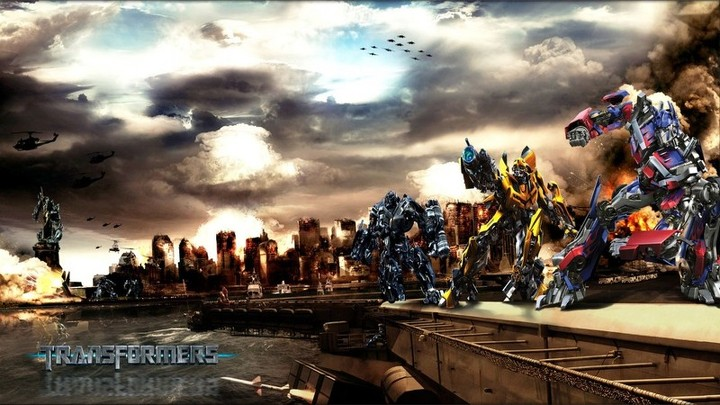 transformers 4, poster transformers 4,