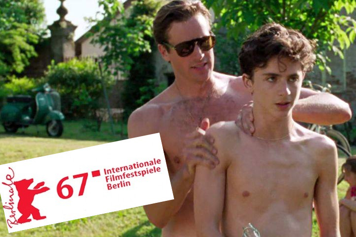 Call Me by Your Name Berlinale 2017