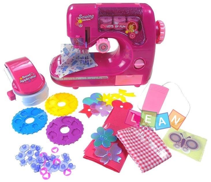 Nähmaschine für Kinder Kindernähmaschine mit richtigen