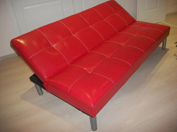 Divano letto sofa bed vari colori divani 3 posti 178 x 79 for Colori divani