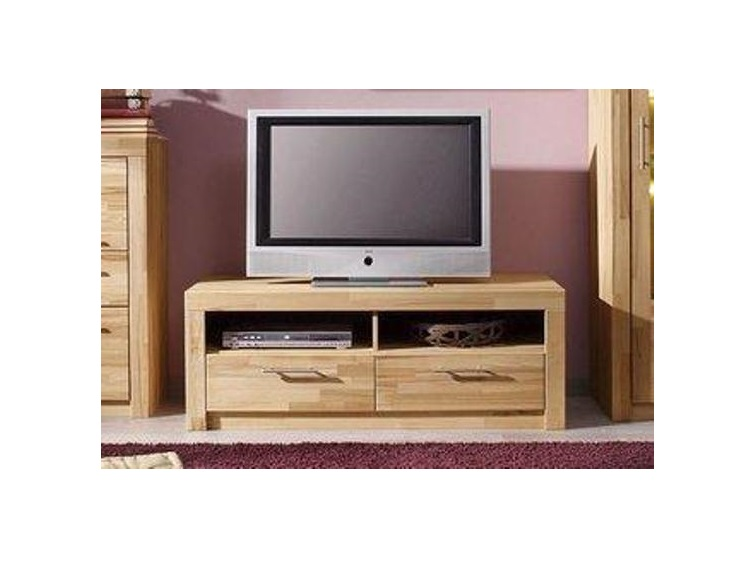 kernbuche teil massiv tv m bel schrankfernsehschrank rack fernsehregal ebay. Black Bedroom Furniture Sets. Home Design Ideas