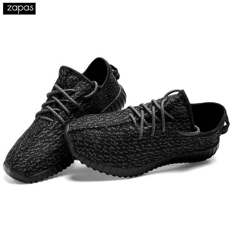 Giày Sneaker Thể Thao Nam Zapas – GS011 (Màu Đen)=99.000đ