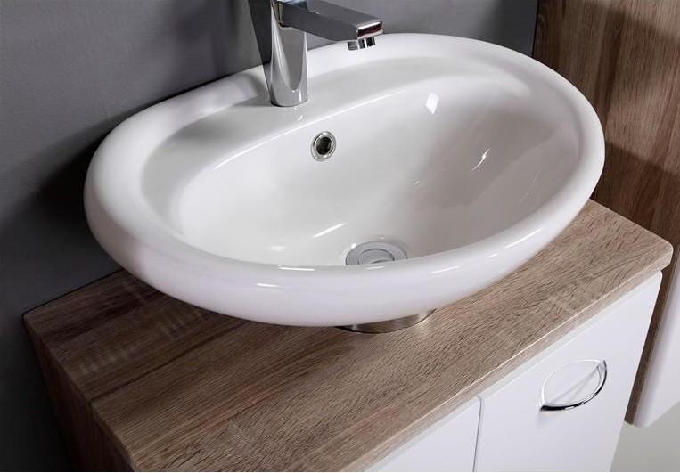 produttore italiano mobile bagno. senza rubinetto scarico e sifone ...