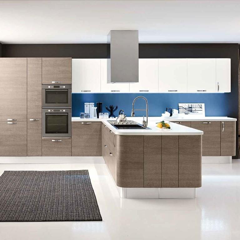 Cucina modello Elinor ad angolo, 18 composizioni di cucine moderne ...