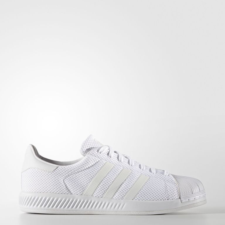 SCARPE SNEAKERS UNISEX ADIDAS ORIGINALE SUPERSTAR BOUNCE S82236 P/E 2017 NEW
