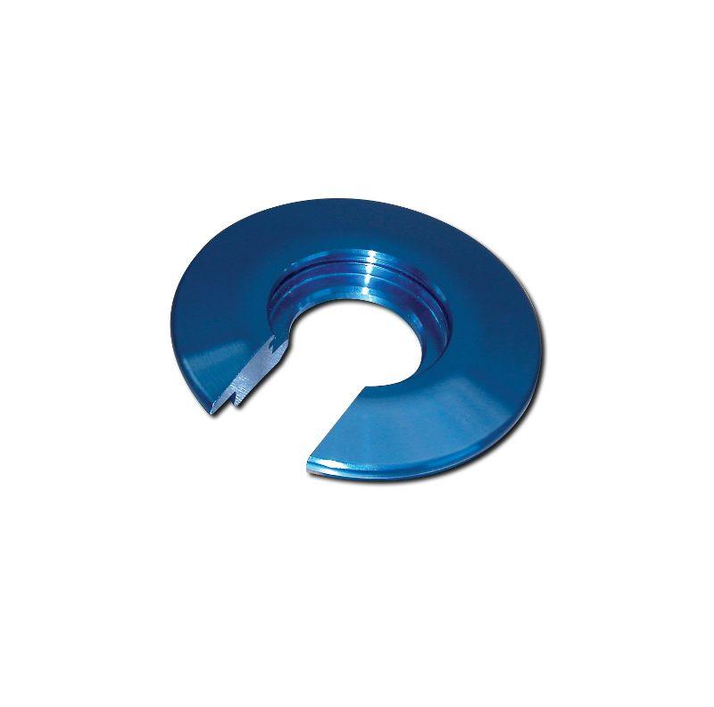 Aluminum  Spring Seat  Low Profile Drag Shock  Blue