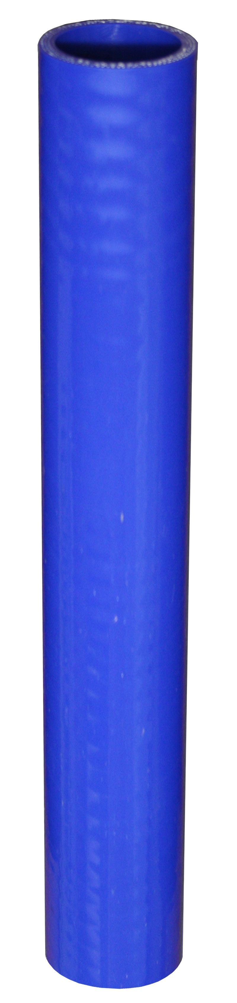 Silicon  Blue  Radiator   Hose  12 Inch Length  1.75 I.D.