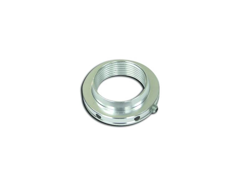 Aluminum  Coil Over Adjuster Nut  For Large Body  Clear
